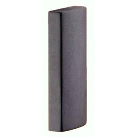 Kryt kabelů Meliconi Line Cover černá k držáku na TV, délka 17,5cm