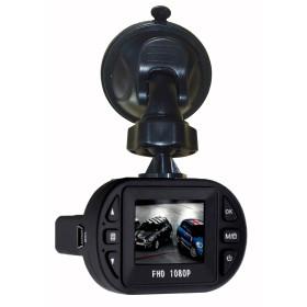 Video ukázka záznamu kamery do auta