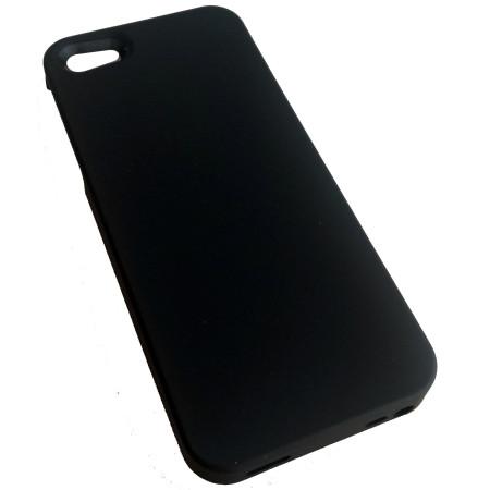 InHouse MKF-WR2 i5 černý kryt telefonu s nabíjecí indukční cívkou pro iPhone 5