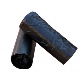 Sáček do koše 30 litrů Černá 500x600 mm, 1 role (50ks)