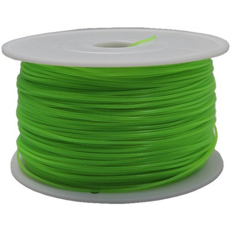MKF Filament MKF-ABS F3.0 zelená, Tisková struna ABS 3,0 mm 1 Kg pro 3D tiskárnu