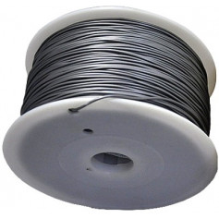 MKF Filament MKF-ABS F1.75 šedá, Tisková struna ABS 1,75 mm 1 Kg pro 3D tiskárnu