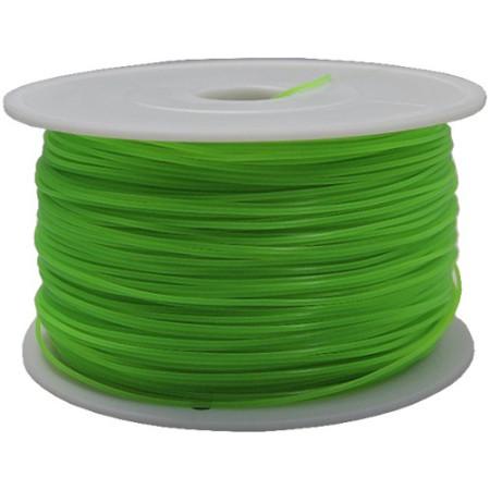 MKF Filament MKF-PLA F3.0 zelená, Tisková struna PLA 3,0 mm 1 Kg pro 3D tiskárnu