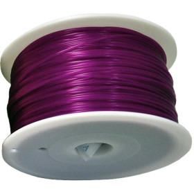 Fillamentum MKF-PLA F3.0 purpurová, Tisková struna PLA 3,0 mm 1Kg