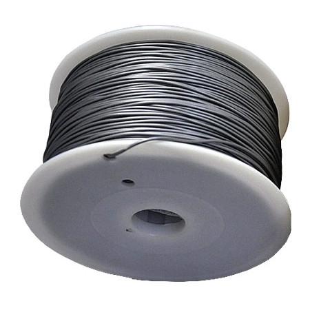 MKF Filament MKF-PLA F3.0 šedá, Tisková struna PLA 3,0 mm 1 Kg pro 3D tiskárnu