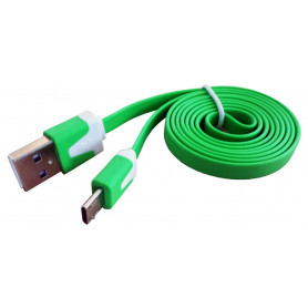 InHouse propojovací kabel MKF-1021 GW s konektorem USB/Micro USB
