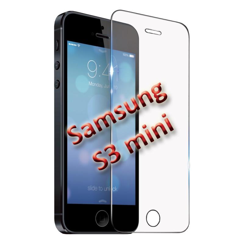 InHouse Tvrzené sklo pro Samsung S3 mini, (ochranné sklo na mobil Samsung S3 mini)