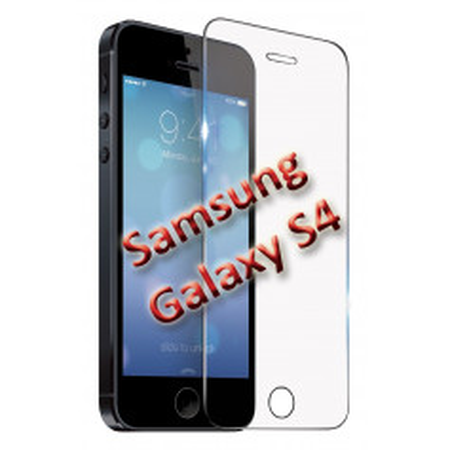 InHouse Tvrzené sklo pro Samsung S4, (ochranné sklo na mobil Samsung S4)