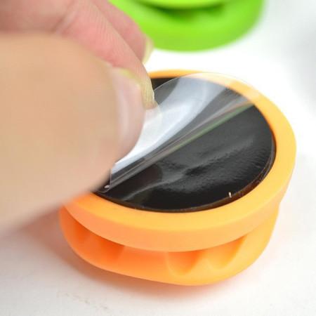 Organizace kabelů MKF-UK03 Orange/Black