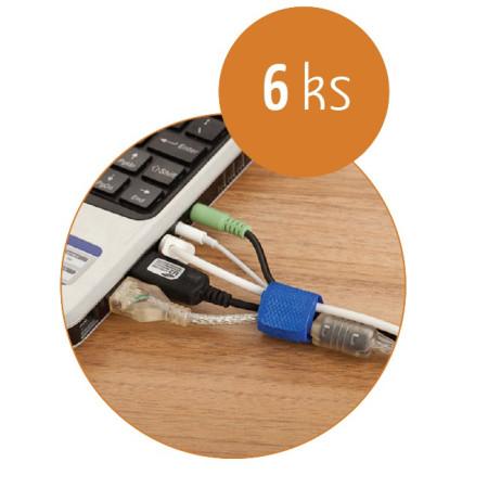 Organizace kabelů MKF-SK20 Color Mix
