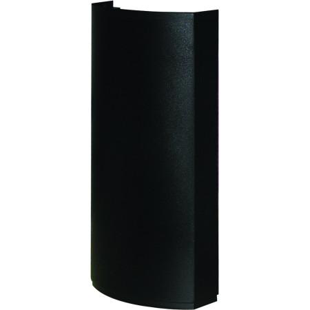 Kryt kabelů InHouse MKF-CC02B černý, k držáku na TV, délka 17,5 cm