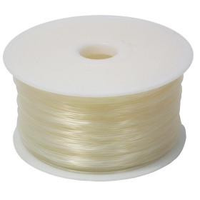 Filament MKF-ABS F1.75 natur / nažloutlá, Tisková struna ABS 1,75 mm 1Kg pro 3D tiskárnu
