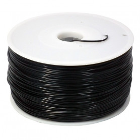 Filament MKF-PC / Polykarbonát  F3.0 bílá, Tisková struna PC 3,00 mm 1Kg pro 3D tiskárnu