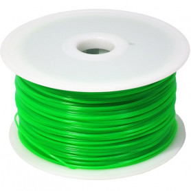 Filament MKF-PLA F1.75 průsvitná zelená, Tisková struna PLA 1,75 mm 1Kg pro 3D tiskárnu