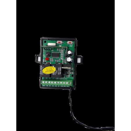 MKF-GATE/REC06i 868, universální RF přijímač pro všechny značky pohonů vrat a bran s frekvencí 868,35 MHz