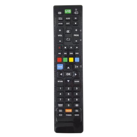 Superior RC UNI TV SONY Black - Univerzální dálkový ovladač pro TV SONY