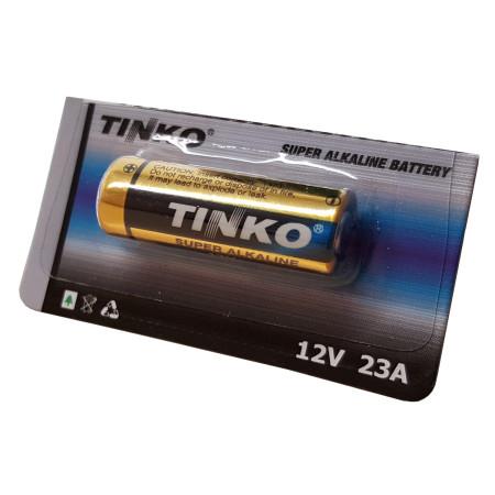 Baterie TINKO A23 (23A), alkalická baterie 12V