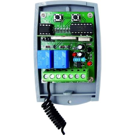 MKF-GATE/REC01i 433, universální RF přijímač pro všechny značky pohonů vrat a bran s frekvencí 433,92 MHz