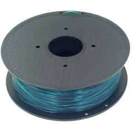 MKF Filament MKF-PETG F1.75 transparent Atrovirens, Tisková struna PETG 1,75 mm 1 Kg pro 3D tiskárnu