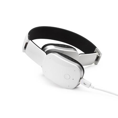 Stereo sluchátka InHouse MKF-HB1 white s Bluetooth