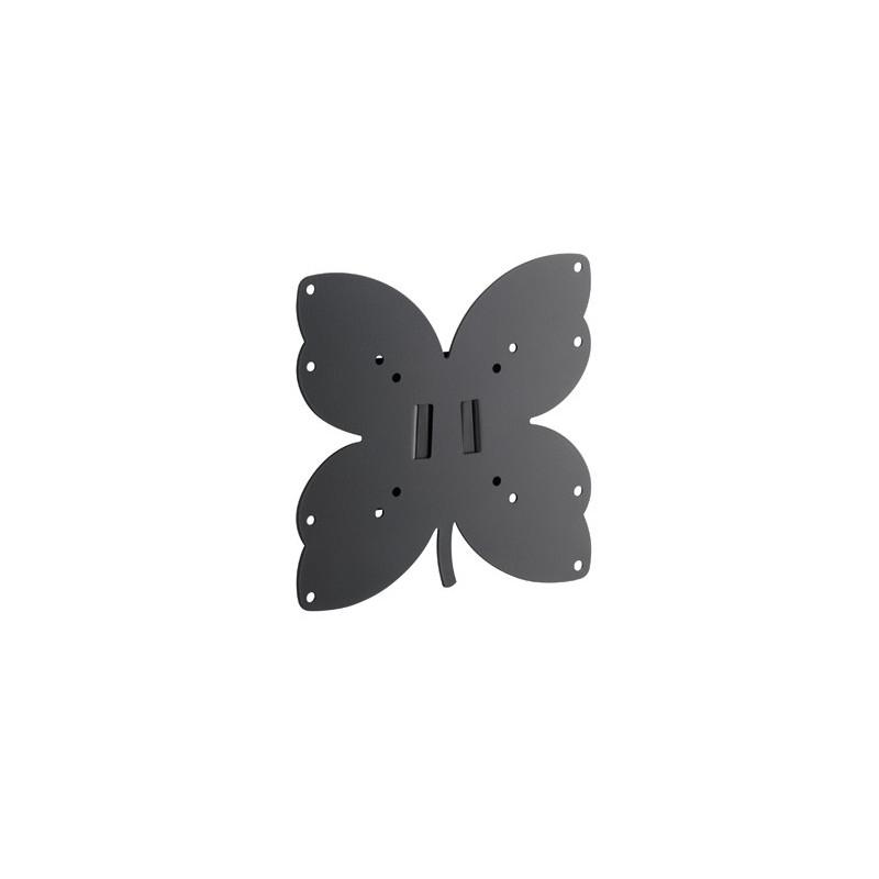 Meliconi Stile S200 černá Fixní slimový držák pro LED a LCD TV