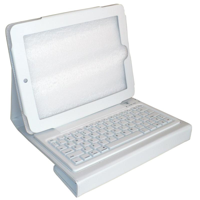 InHouse iPad MKF-065 GIDW bílá Pouzdro pro iPad