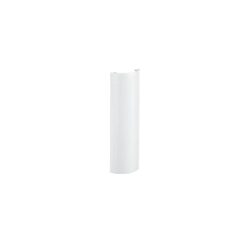 Kryt kabelů Meliconi Stile Line Cover Double WHITE k držáku na TV, délka 35cm