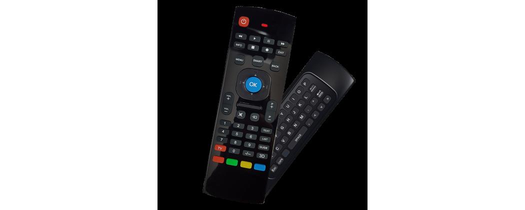 Dálkové IR ovladače pro TV, Audio-Video