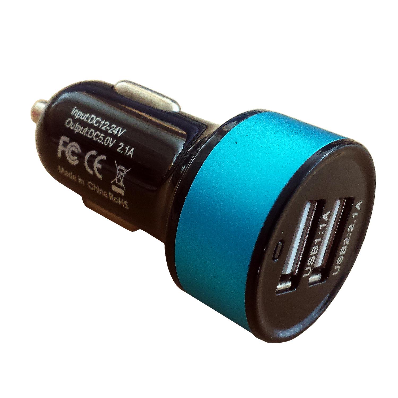 USB adaptér do auta MKF-USB2B