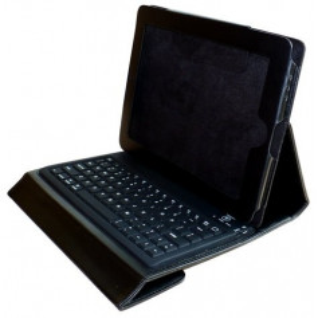 InHouse iPad MKF-065 GIDB černé Pouzdro pro iPad