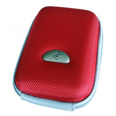 Pouzdro InHouse MKF-LC1109R červená pro digitální fotoaparát