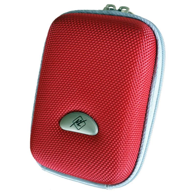 Pouzdro InHouse MKF-LC1109R červené pro digitální fotoaparát