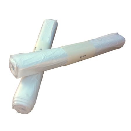 Sáčky do košů 70 litrů Bílá 630x850 mm, 1 role (40ks)