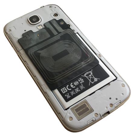 InHouse MKF - WR1 S4 NFC nabíjecí indukční cívka pro Samsung Galaxy S4 (i9505)