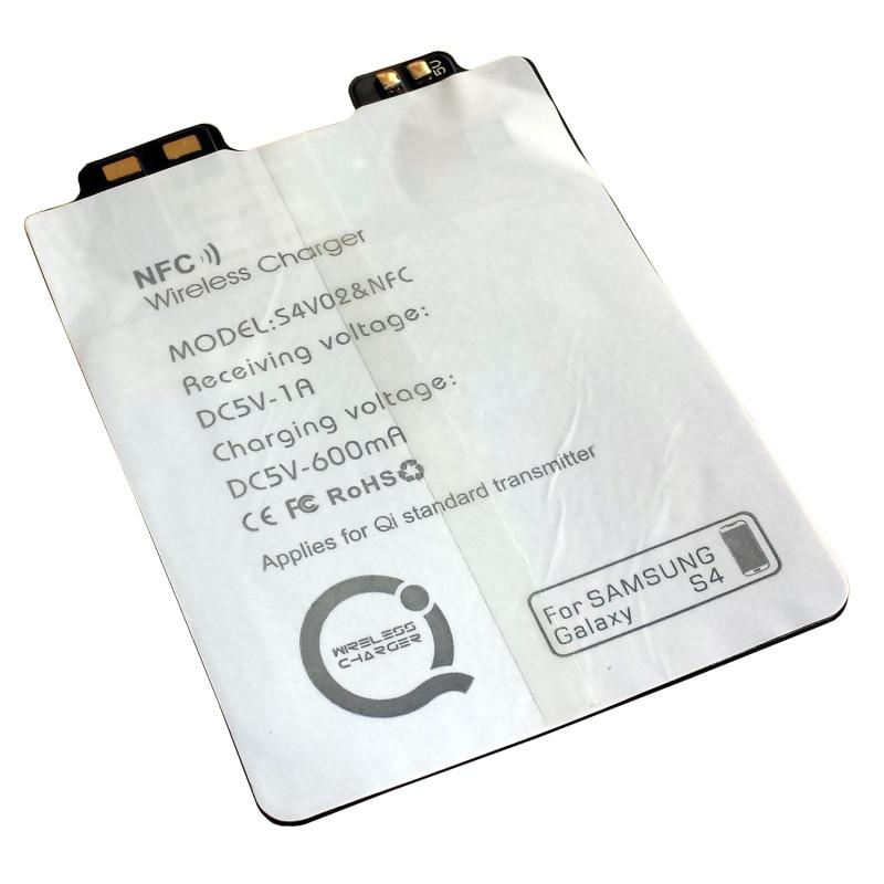 InHouse MKF-WR1 S4NFC nabíjecí indukční cívka pro Samsung Galaxy S4 (i9505)