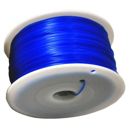 MKF Filament MKF-PLA F3.0 modrá, Tisková struna PLA 3,0 mm 1 Kg pro 3D tiskárnu