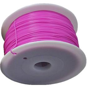 MKF Filament MKF-ABS F3.0 růžová, Tisková struna ABS 3,0 mm 1 Kg pro 3D tiskárnu