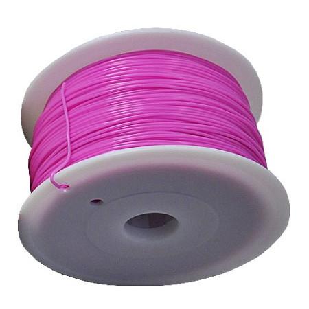 MKF Filament MKF-PLA F3.0 růžová, Tisková struna PLA 3,0 mm 1 Kg pro 3D tiskárnu