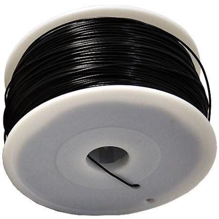 MKF Filament MKF-PLA F3.0 černá, Tisková struna PLA 3,0 mm 1 Kg pro 3D tiskárnu