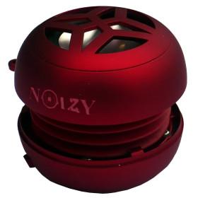 InHouse NOIZY 700002 červený přenosný reproduktor