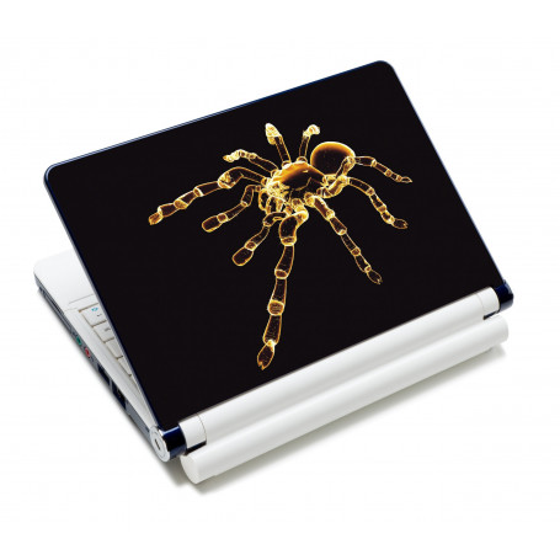 Samolepka na notebook InHouse MKF-00230 Laptop Skin