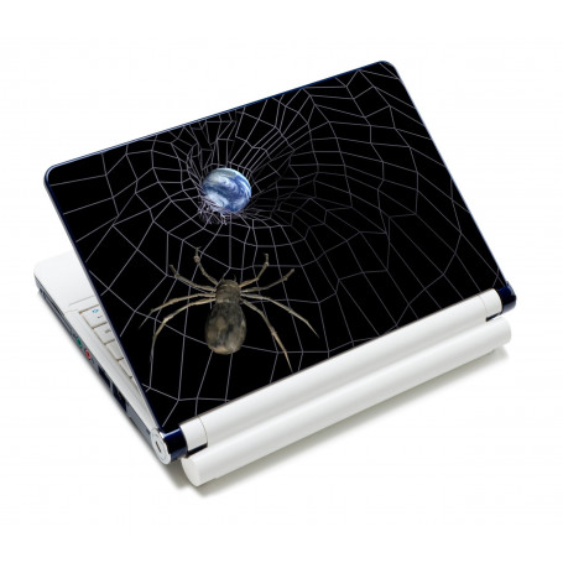 Samolepka na notebook InHouse MKF-04285 Laptop Skin