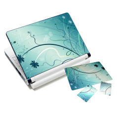 Samolepka na notebook InHouse MKF-03891 Laptop Skin