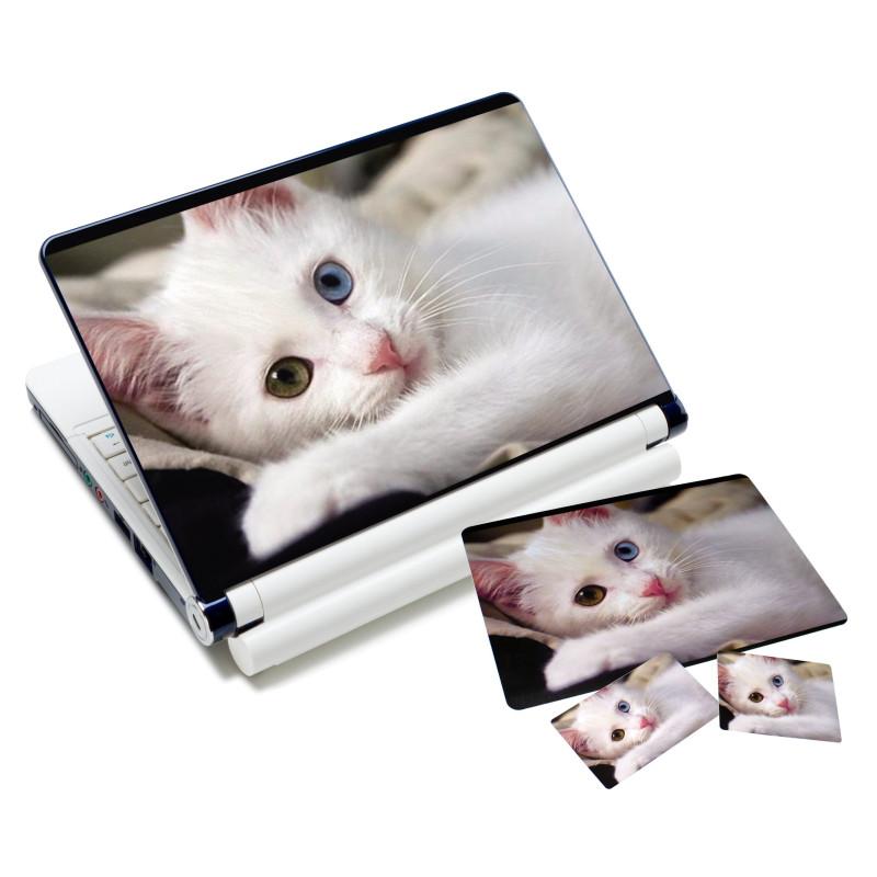 Samolepka na notebook InHouse MKF-06755 Laptop Skin