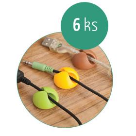 Organizace kabelů MKF-UK01 Color Mix