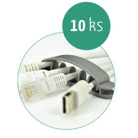 Organizace kabelů MKF-UK04 Black