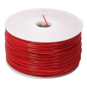 MKF Filament MKF-PETG F1.75 červená, Tisková struna PETG 1,75 mm 1 Kg pro 3D tiskárnu