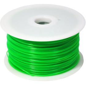 MKF Filament MKF-PLA F1.75 průsvitná zelená, Tisková struna PLA 1,75 mm 1 Kg pro 3D tiskárnu