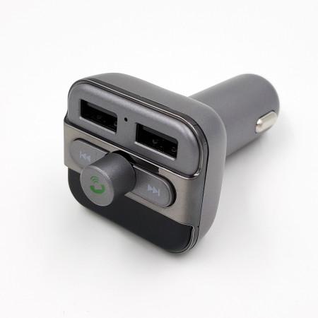 InHouse MKF-BT20 Bluetooth FM Transmitter s USB nabíječkou