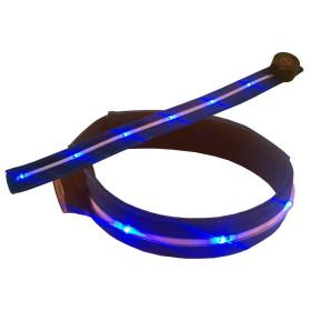 InHouse MKF-Flash LED083  modrá Svítící pásek